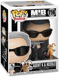 Agent K et Neeble - Funko Pop! n°716