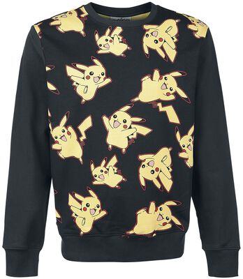 Imprimé Intégral Pikachu