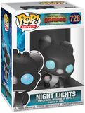 Dragons 3 - Night Light 3 - Funko Pop! n°728