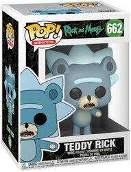 Teddy Rick (Chase Possible) - Funko Pop! n°662