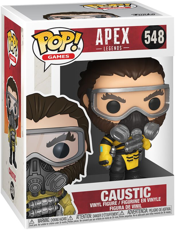 Caustic - Funko Pop! n°548