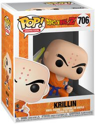 Dragon Ball Z - Krilin - Funko Pop! n°706