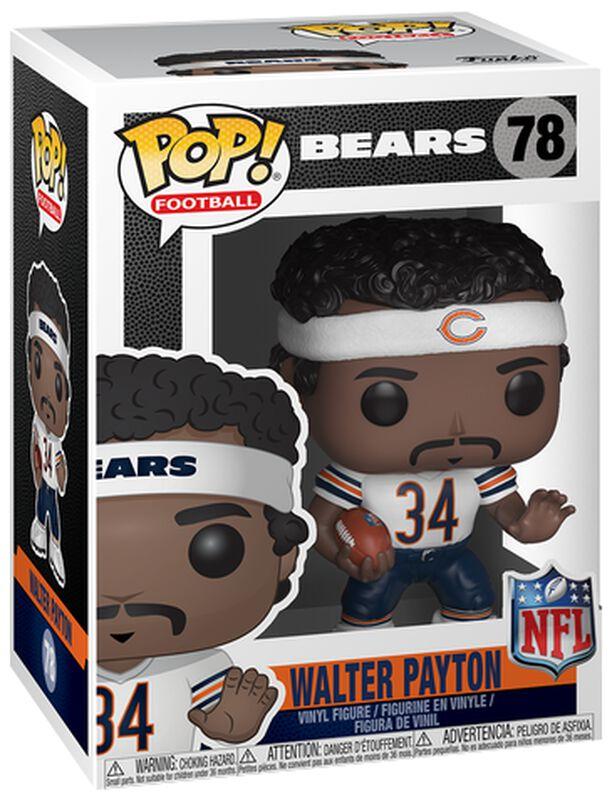 Chicago Bears - Walter Payton - Funko Pop! n°78