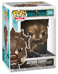 Arthur Curry En Gladiateur - Funko Pop! n°244