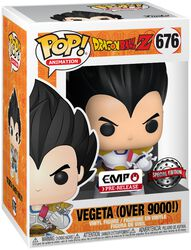 Dragon Ball Z - Vegeta (Over 9000!) - Funko Pop! n°676