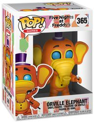 Figurine En Vinyle Orville Elephant 365