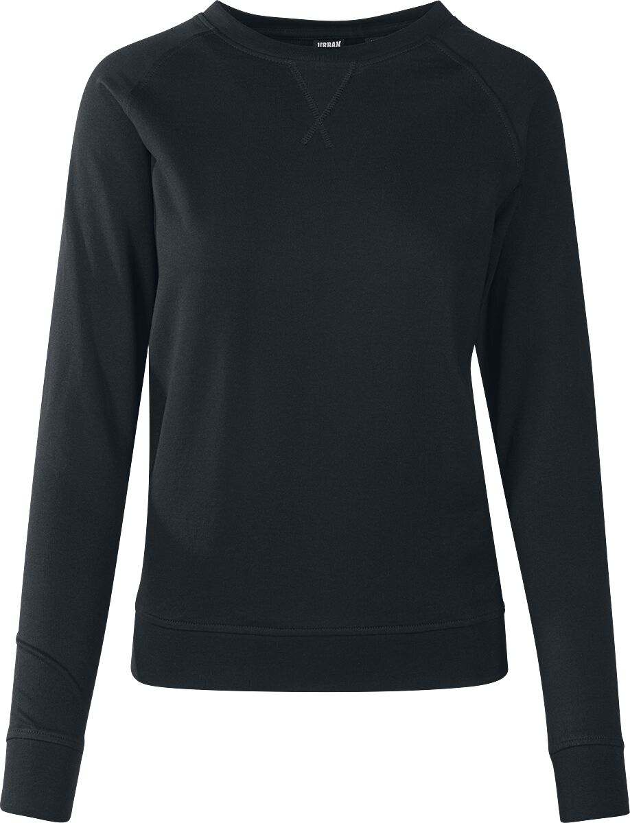 266b76c1727fb Ladies Open Edge Terry Raglan Crew   Urban Classics Sweat-shirt