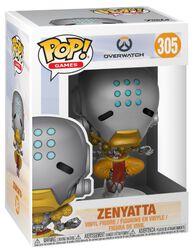 Figurine En Vinyle Zenyatta 305