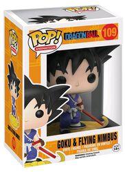 Z - Figurine En Vinyle Son Goku & Nimbus Volant 109