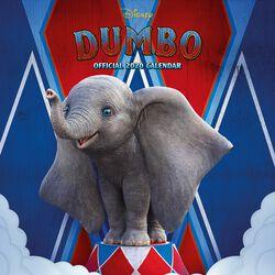 Dumbo - Calendrier Mural 2020