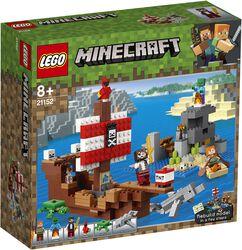 21152 - Das Piratenschiff-Abenteuer