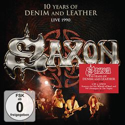 10 years of denim & leather - Live