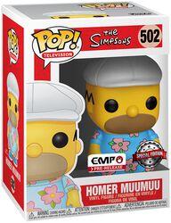 Le Gros Homer - Funko Pop! n°502