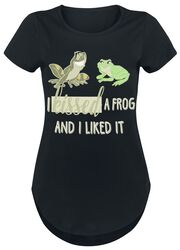 La Princesse et la Grenouille I Kissed A Frog And I Liked It