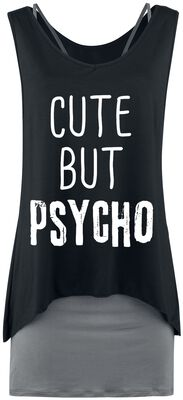 Robe Deux En Un - Cute But Psycho