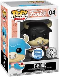 Spastik Plastik - T-Bone (Funko Shop Europe) - Funko Pop! n°04