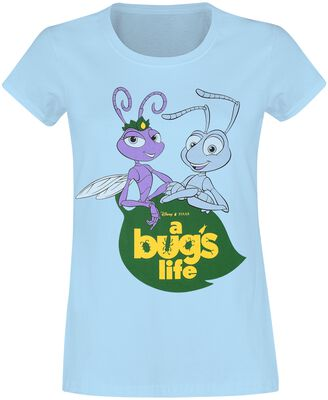 A Bug's Life Logo Personnages