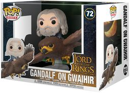 Gandalf sur Gwaihir (Pop! Rides) - Funko Pop! n°72