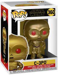 Épisode 9 - L'Ascension de Skywalker - C-3PO - Funko Pop! n°360