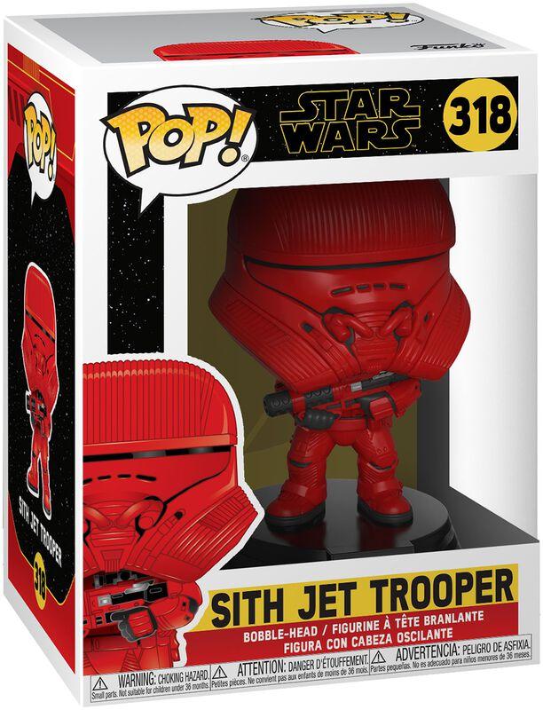 Épisode 9 - L'Ascension de Skywalker - Sith Jet Trooper - Funko Pop! n° 318
