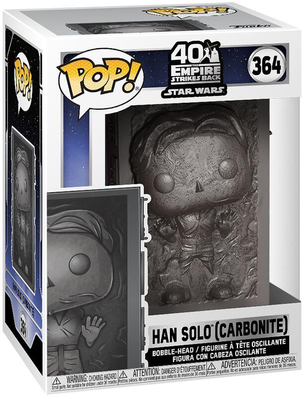 Han Solo (Carbonite)  - Funko Pop! n°875
