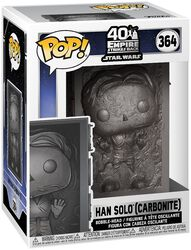 Han Solo (Carbonite)  - Funko Pop! n°875