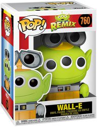 Alien Remix - Wall-E - Funko Pop! n°760