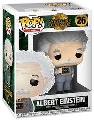 World History - Albert Einstein - Funko Pop! n°26