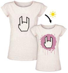 T-Shirt Photosensible One Shining Moment