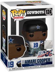Dallas Cowboys - Amari Cooper - Funko Pop! n° 124