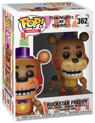 Figurine En Vinyle Rockstar Freddy 362