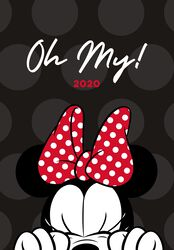 Minnie Mouse  Minnie Mouse - Agenda A5 2020