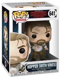 Hopper (With Vines) - Funko Pop! n°641