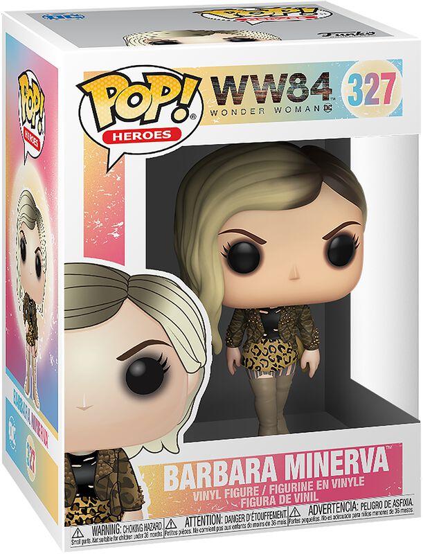 Wonder Woman 1984 - Barbara Minerva - Funko Pop! n°327