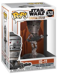 The Mandalorian - IG-11 - Funko Pop! n° 328