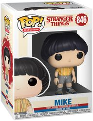 Saison 3 - Mike - Funko Pop! n°846