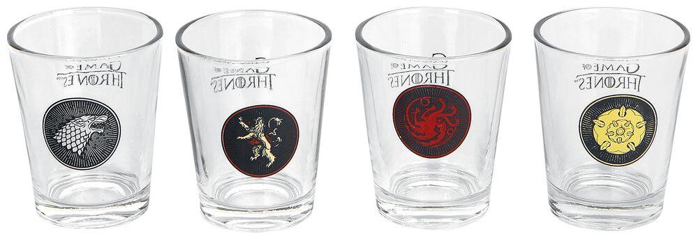 Grandes Maisons : Stark, Targaryen, Lannister, Tyrell