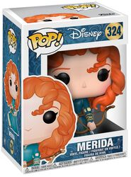 Rebelle Merida - Funko Pop! n°324