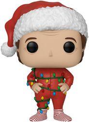 Super Noël Père Noël avec Lumières - Funko Pop!