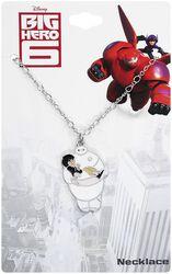 Baymax Hug Necklace