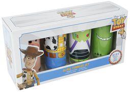 Buzz, Woody, Rex & Bayonne