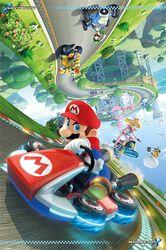 Mario Kart 8 (Poster)
