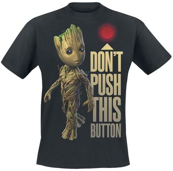 Les Gardiens de la Galaxie 2 - Groot - Button