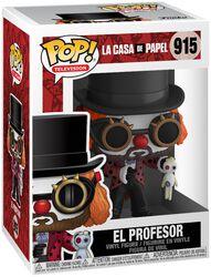 Le Professeur - Funko Pop! n°915