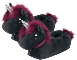 Chaussons Adulte Ruby La Licorne Punk