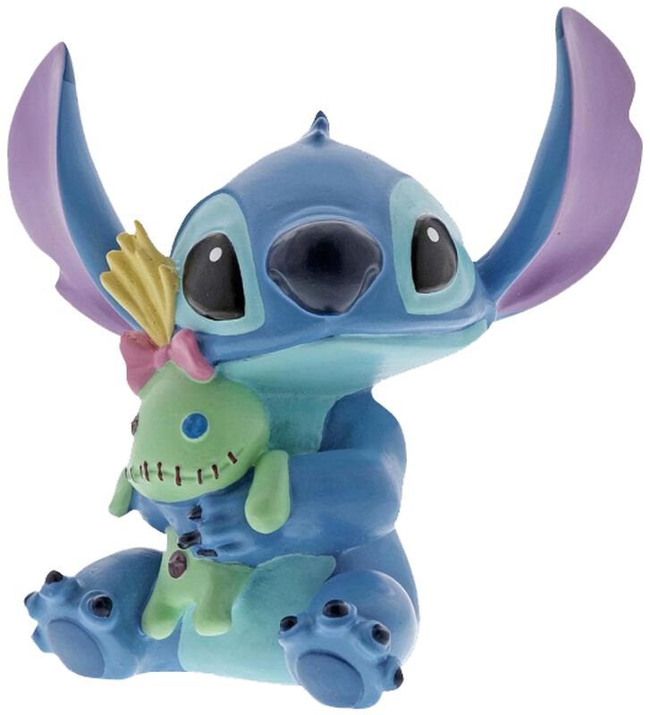 Figurine Stitch & Souillon