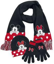 Minnie Mouse - Pois & Nœuds
