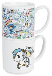 Mugs Empilables