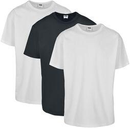 Lot de 3 T-shirts Organiques