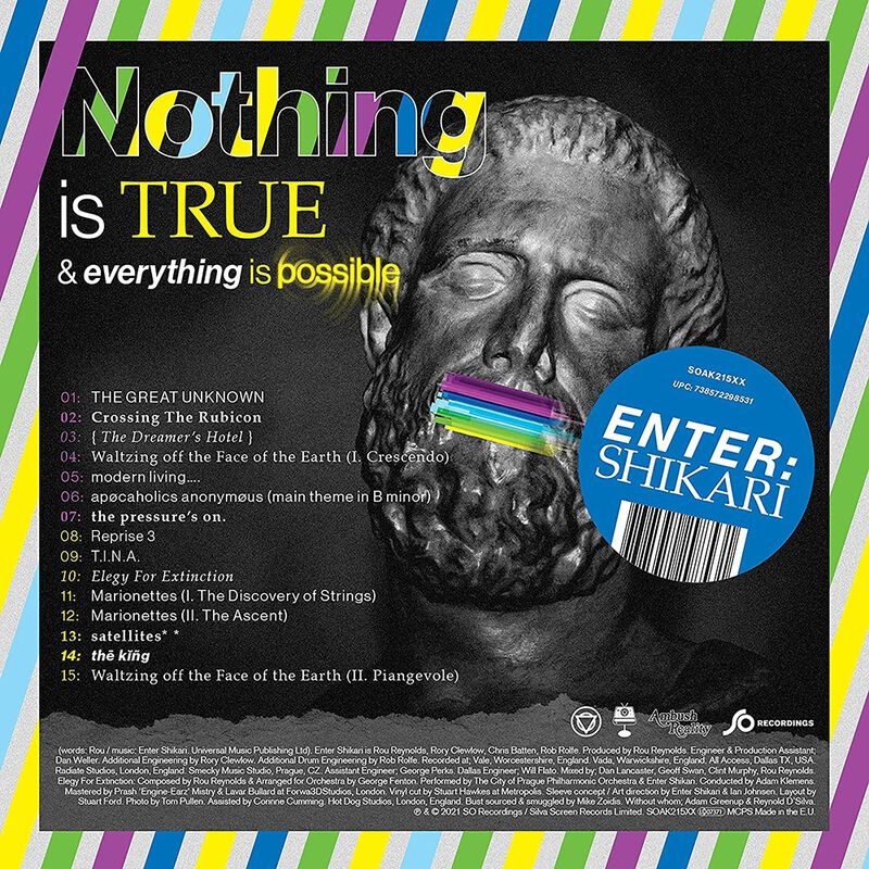 Nothing is true & everything is possible / Moratorium